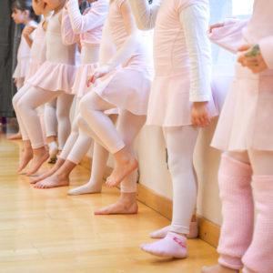 Eveil à la danse et initiation